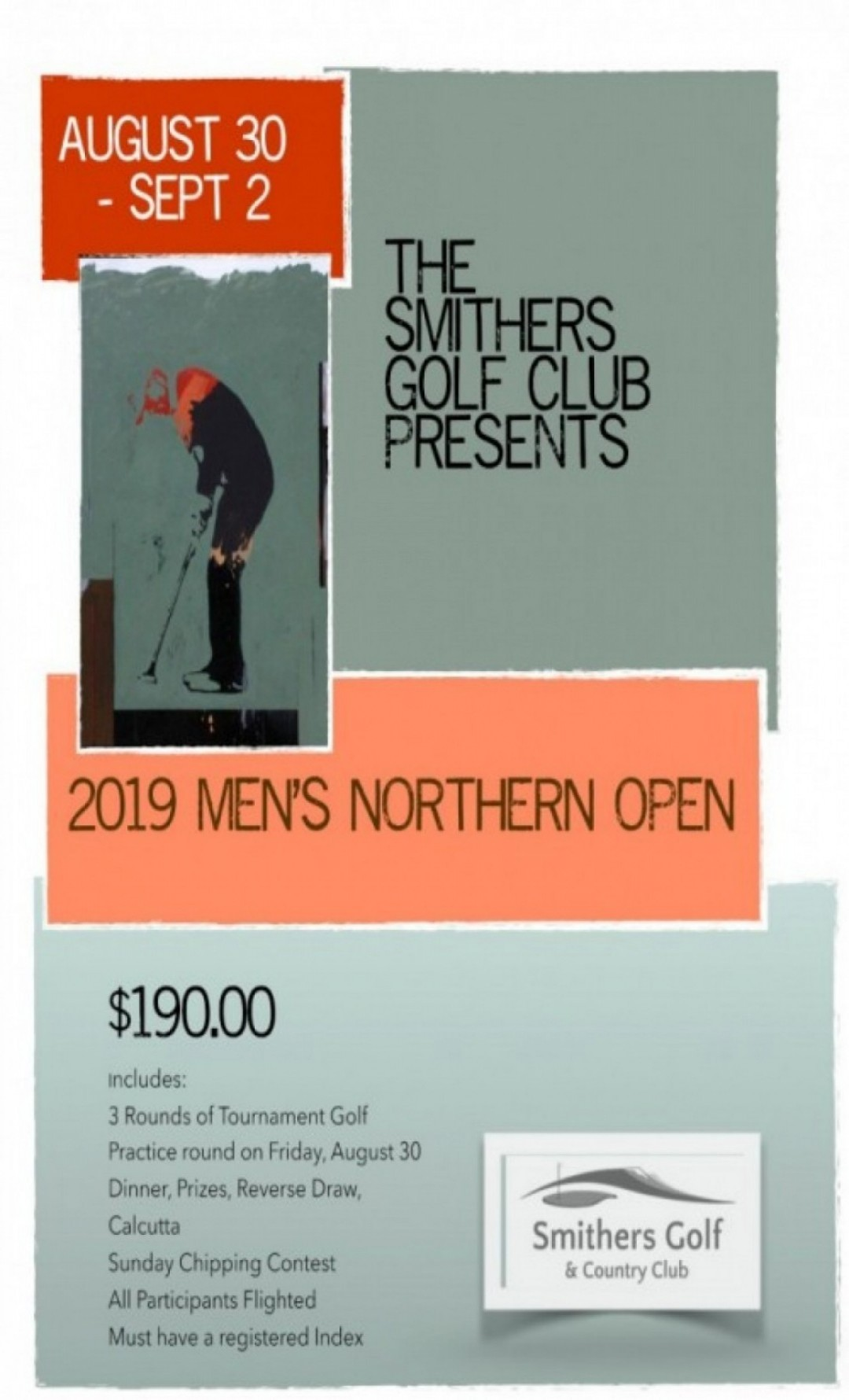 2019 Northern Open