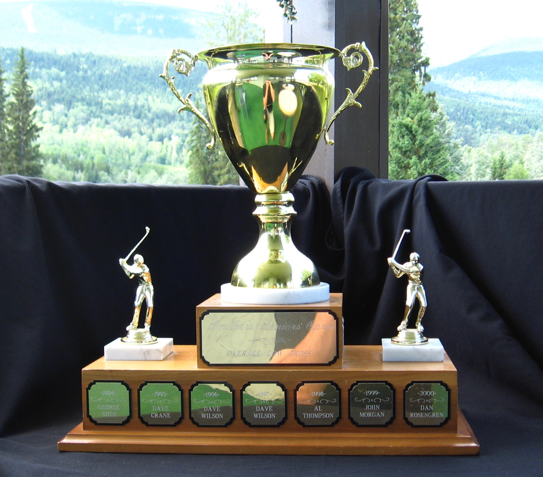 Smithers Senior Men's Open