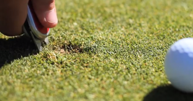 Repairing Your Ball Mark, Do You Know How?